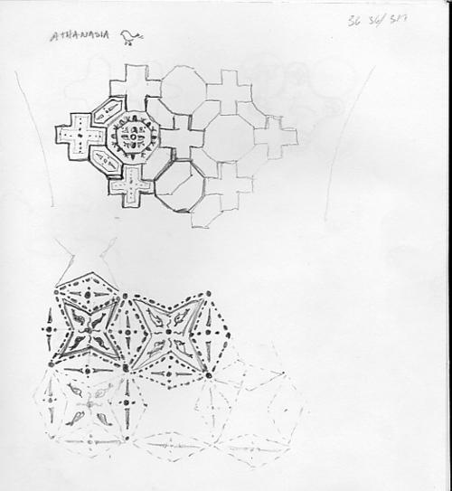 Athanasia and Mosiac Tile