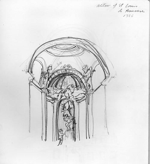 Altar of Saint Louis de Farnese