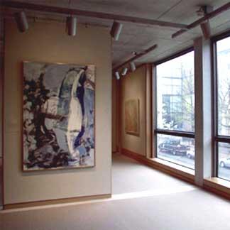 04. British Art Center Interior