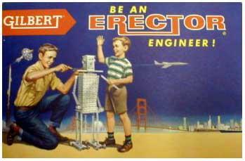 21. Erector Set Hometown