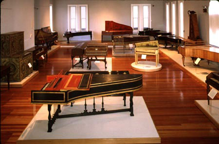 23. Yale Collection of Musical Instruments