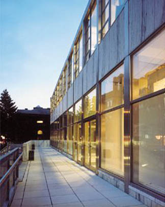 20. Yale School of Art Building